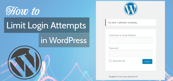 Limit Login Attempts in WordPress