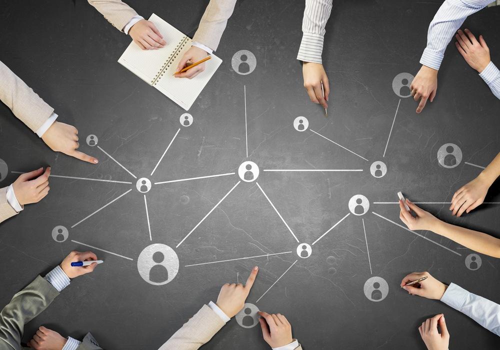 Business Team Brainstorm