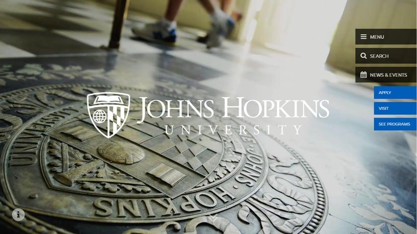 johns hopkins university homepage.png