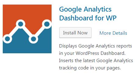 Google Analytics Dashboard Logo