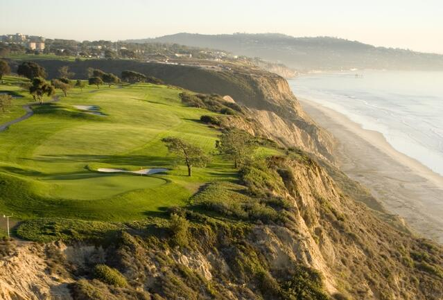 Torrey Pines Golf Course San Diego California