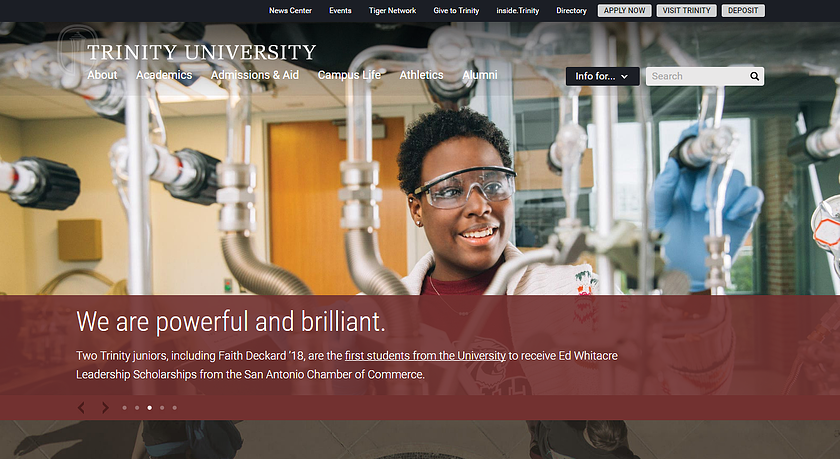 trinity university homepage.png