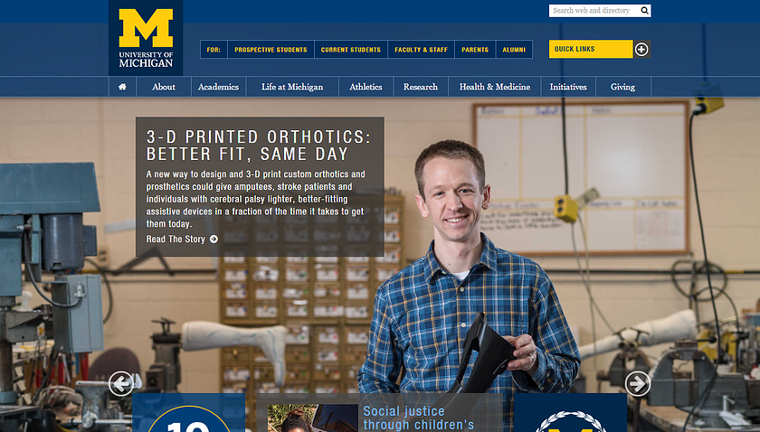 university of michigan homepage.png