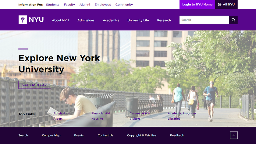 university of new york homepage.png