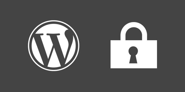 WordPress Security Logo